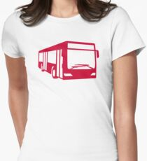 Red bus T-Shirt