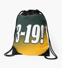 """3-19!"" 3 Drawstring Bag"