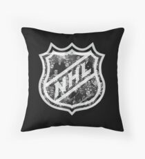 NHL Lagend Throw Pillow