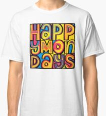 Happy Mondays Logo Classic T-Shirt