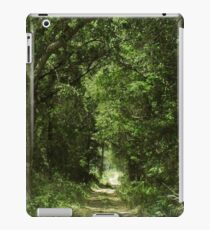 Scary Trail  iPad Case/Skin
