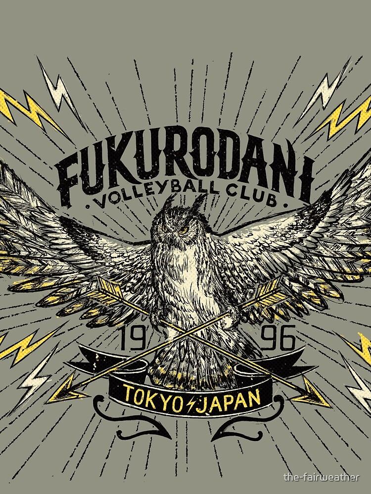 Haikyuu Team Types: Vintage Fukurodani by the-fairweather