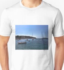 Boats In Dubrovnik - Croatia Unisex T-Shirt