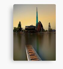 Swan Bell Tower - Perth Western Australia Canvas Print