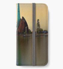 Swan Bell Tower - Perth Western Australia iPhone Wallet/Case/Skin
