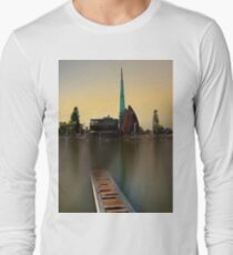 Swan Bell Tower - Perth Western Australia Long Sleeve T-Shirt