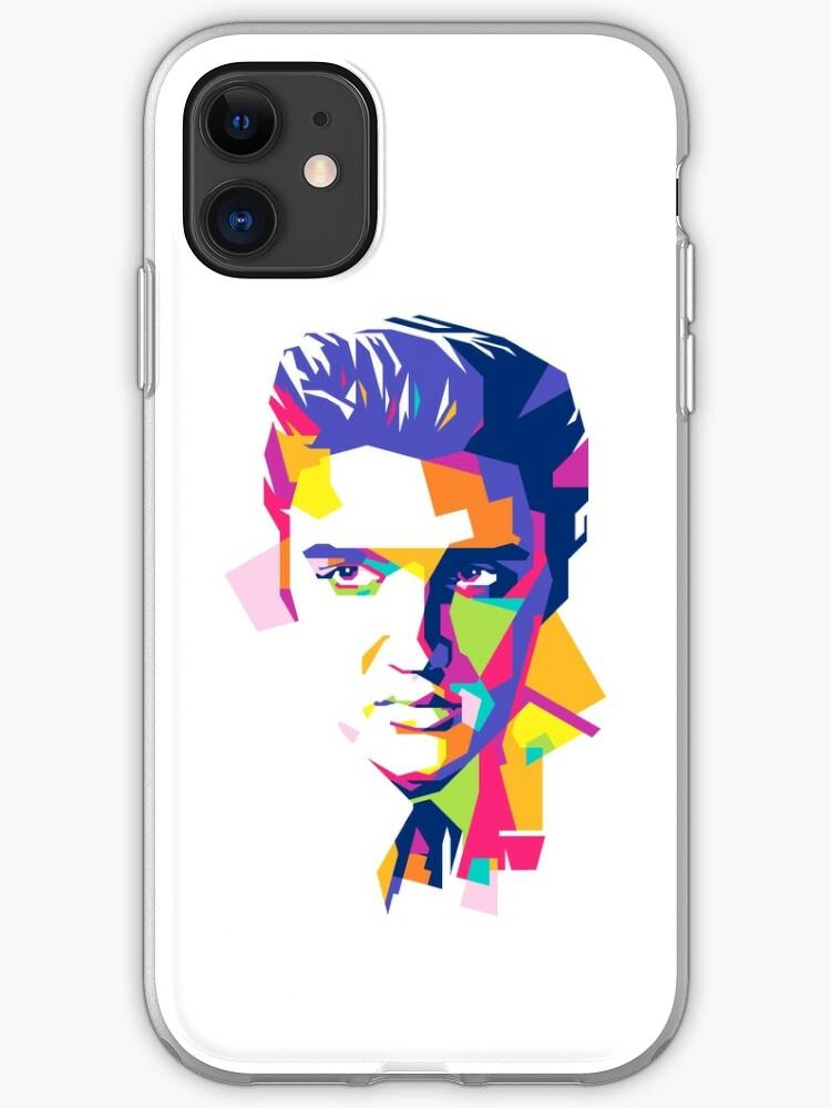 Elvis Presley iPhone 11 case