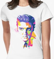 Elvis Presley Women's Fitted T-Shirt