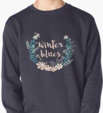 Winter Blues 004 Pullover