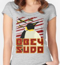 Obey SUDO Women's Fitted Scoop T-Shirt