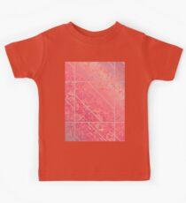 Pink Marble Texture G281 Kids Tee