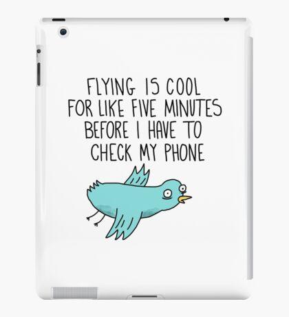 The Magic of Flying iPad Case/Skin