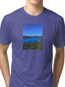 River in Croatia Tri-blend T-Shirt