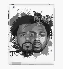 Cole and Kendrick gray iPad Case/Skin