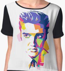 Elvis Presley Chiffon Top