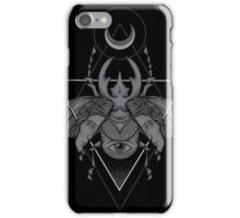 Occult Beetle iPhone Case/Skin