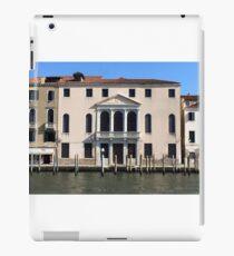 Hotel on Venice Canal iPad Case/Skin