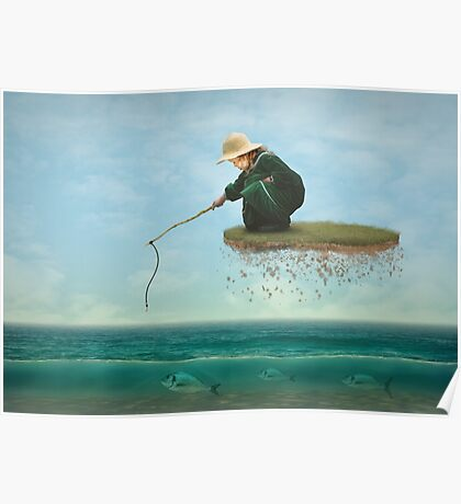 A Dream Catch Poster