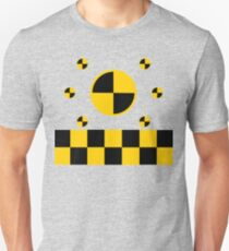 Crash Test Markings T-Shirt