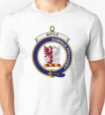 Boyle Clan Badge Unisex T-Shirt