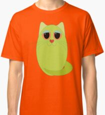 CAT CHARTREUSE ONE Classic T-Shirt