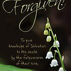 Knowing Salvation - Forgiveness by Robin Clifton