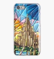 Asgard stained glass style iPhone Case/Skin