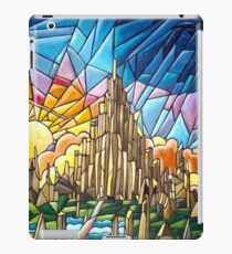 Asgard stained glass style iPad Case/Skin