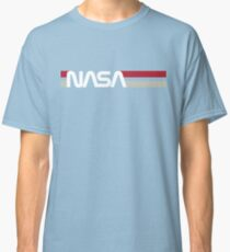 Camiseta clásica Retro NASA