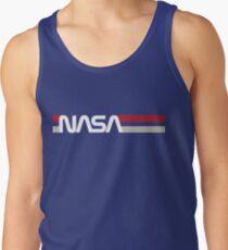 Camisetas de tirantes para hombre Retro NASA