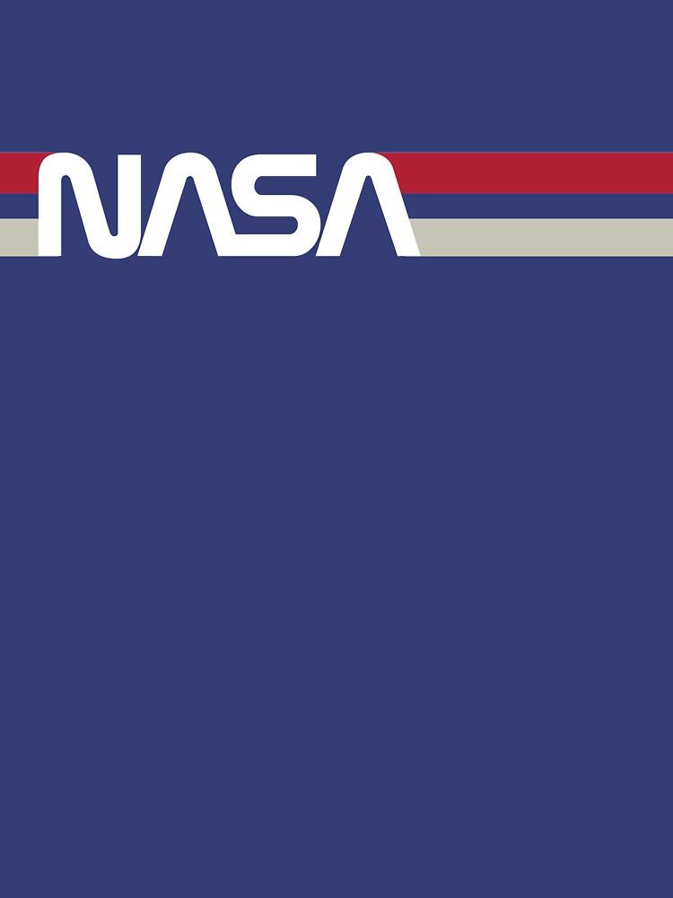 Retro NASA by magicalgirllove