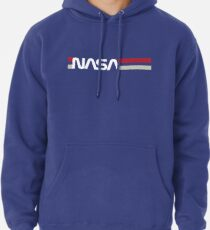Sudadera con capucha Retro NASA