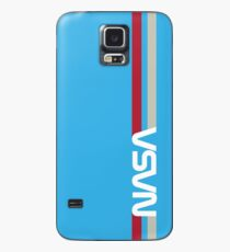 Retro NASA Case/Skin for Samsung Galaxy