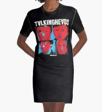 Talking Heads - Bleiben Sie im Licht T-Shirt Kleid
