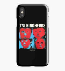 Talking Heads - Remain in Light iPhone Case/Skin