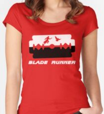 The Blade Runner Women's Fitted Scoop T-Shirt