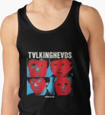 Talking Heads - Remain in Light Tank Top