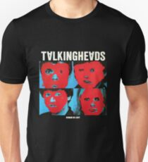 Talking Heads - Bleiben Sie im Licht Slim Fit T-Shirt