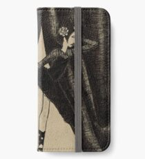 Dancer on Stage iPhone Wallet/Case/Skin