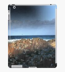 The Giant's Causeway, Northern Ireland~March Shadows iPad Case/Skin