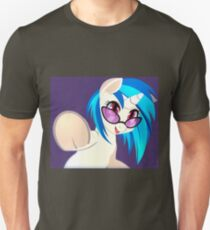 Vinyl Scratch brohoof Unisex T-Shirt