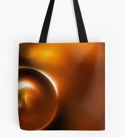 Warm Bokeh Tote Bag