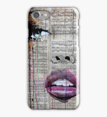crescendo  iPhone Case/Skin