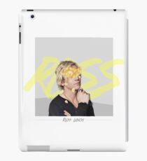 Ross iPad Case/Skin