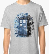 Blue Box Dispersion Classic T-Shirt