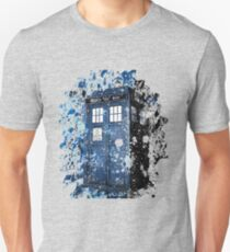 Blue Box Dispersion T-Shirt