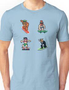 T&C Surf Design NES Unisex T-Shirt