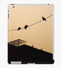 Out on the Line iPad Case/Skin