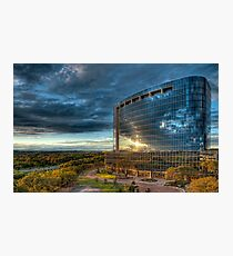 Office Building in Texas Photographic Print