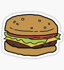 Bobs Burgers- Burger Sticker